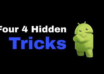 hidden android tricks