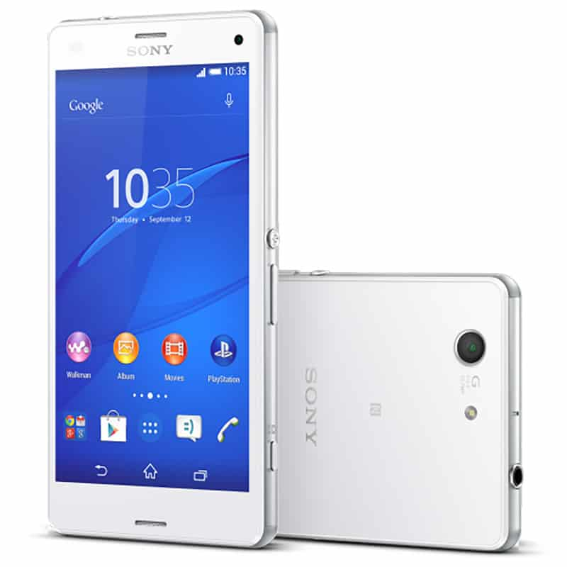 Sony Xperia Z3 Compact D5803 - White