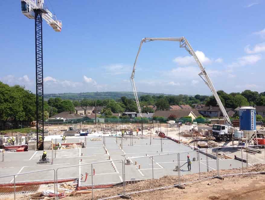 Jenis dan Ukuran Concrete Pump Untuk Kebutuhan Proyek Konstruksi