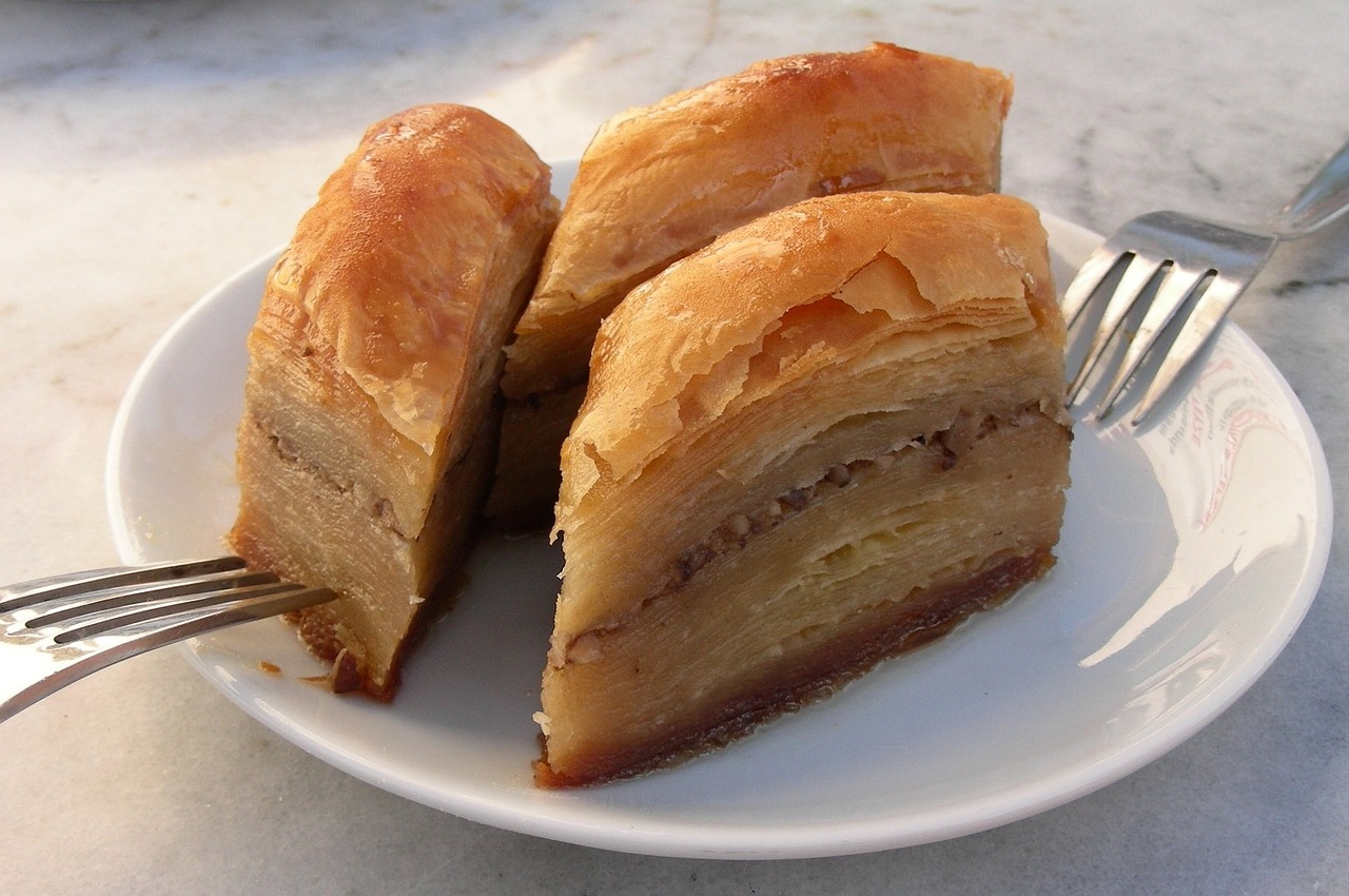 The desserts sweet flavors of bosnia herzegovina tasty recipe for baklava forumfinder Image collections