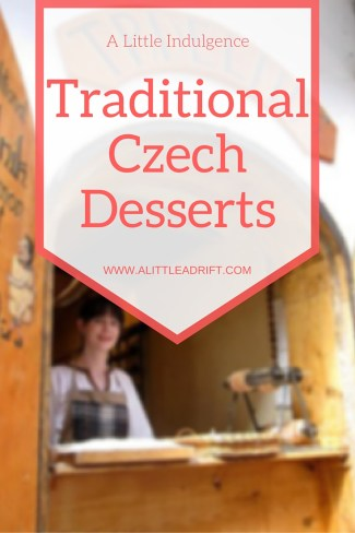 A yummy article about traditional Czech desserts