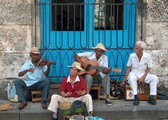 Havana, Cuba, Musicians in La Habana