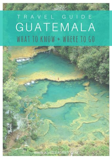 guatemala travel tips