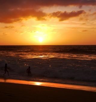 Sunset San Pancho