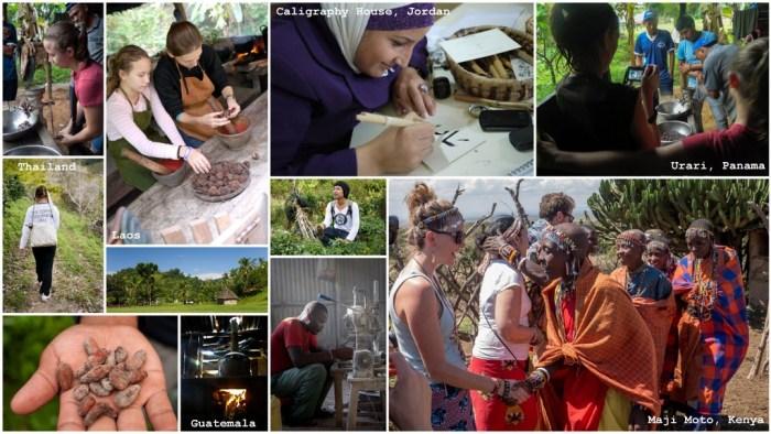 Social enterprises from all over the world
