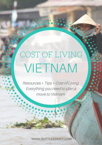 living costs in vietnam