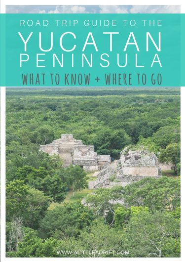yucatan mexico travel tips