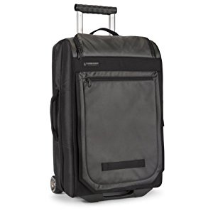 Timbuk2 Co-Pilot — Hands down the best rolling bag for travelers.