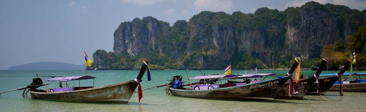 How to get to the Thai islands from Bangkok