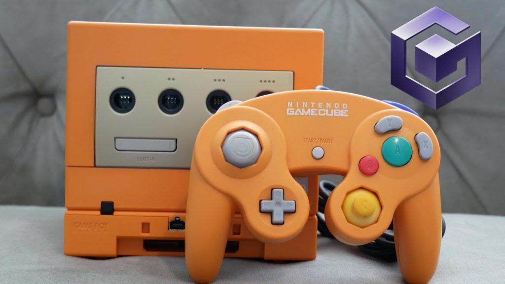 spice orange gamecube