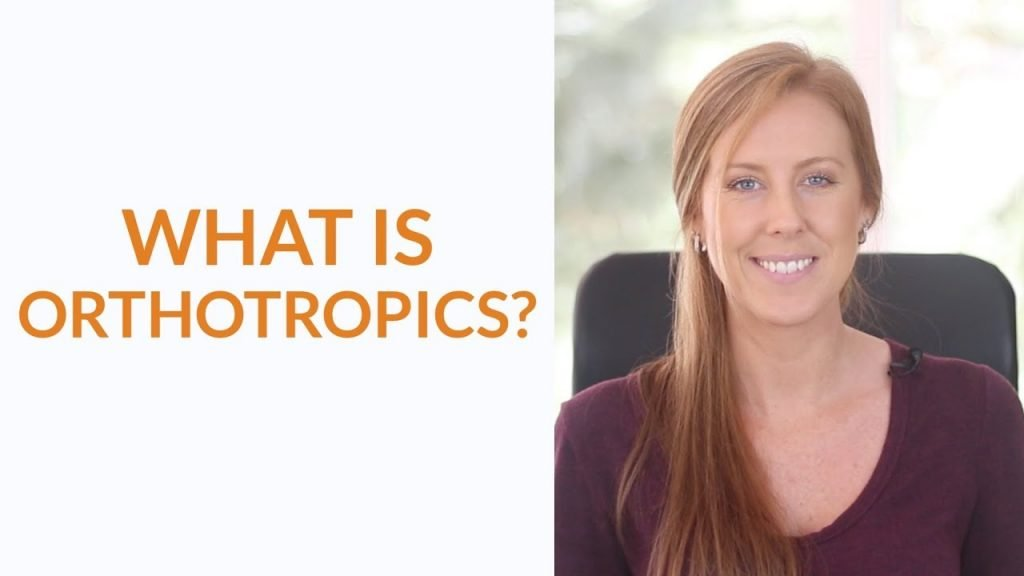 what is orthotropics
