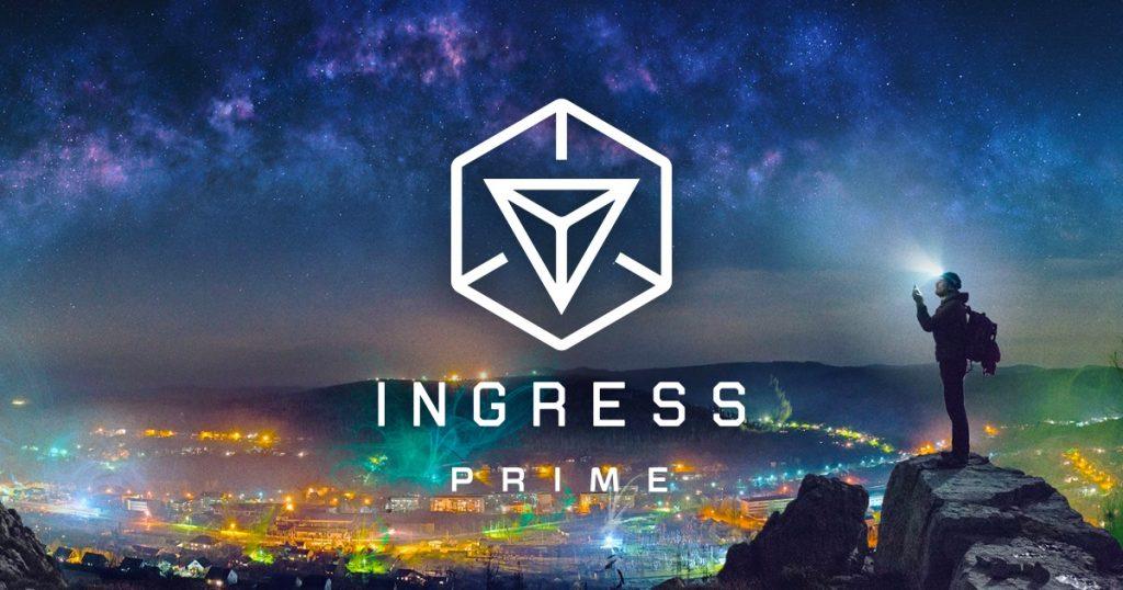 ingress prime niantic video game