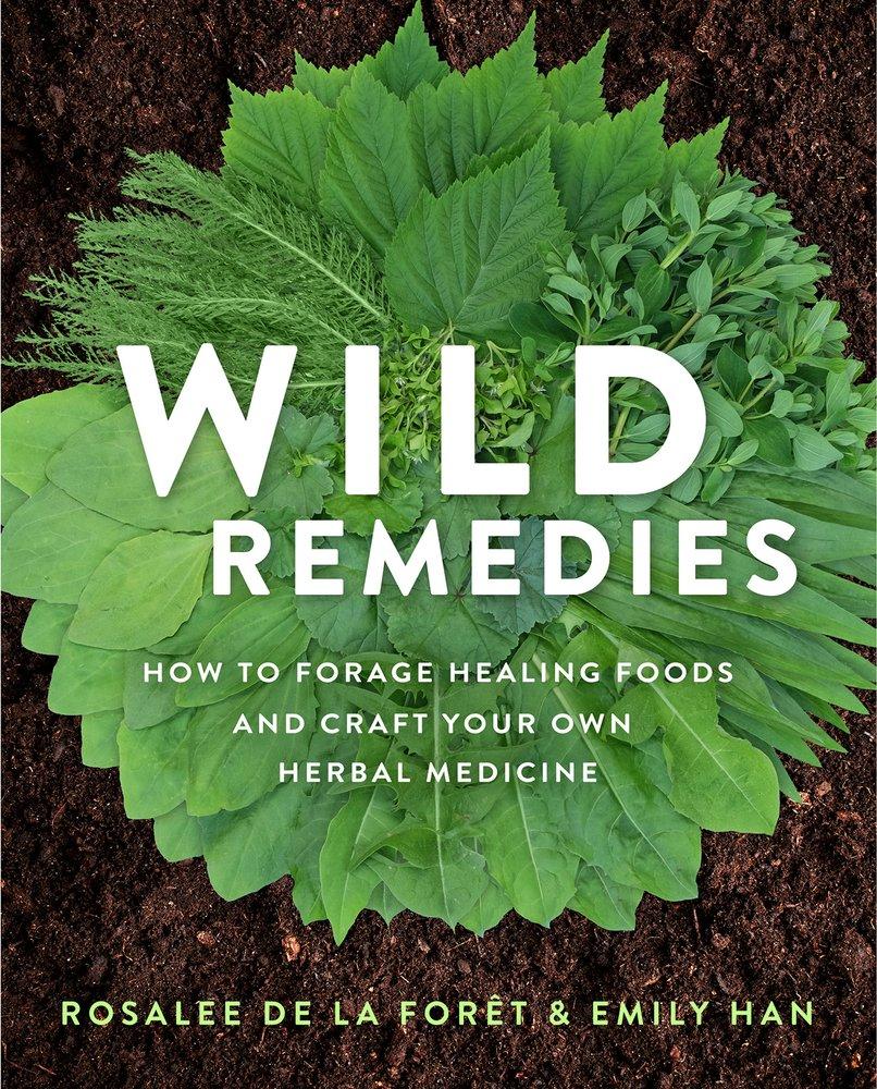 wild remedies book
