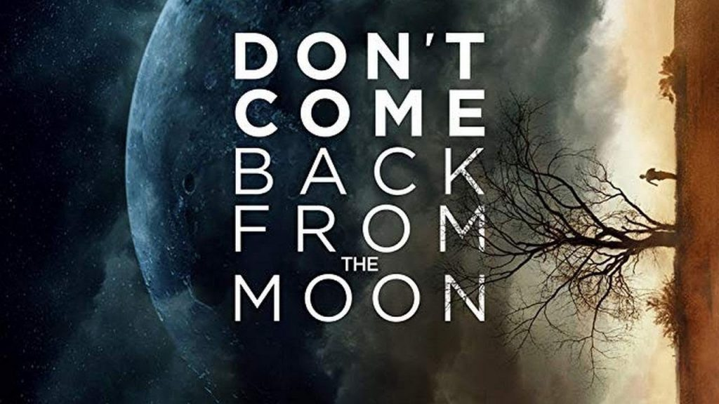 don't come back from the moon poster
