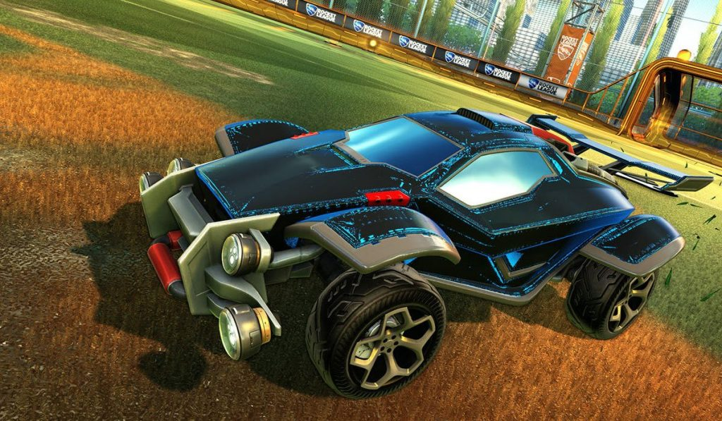 rocket league octane car