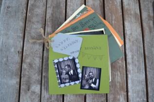 scrapbook love note