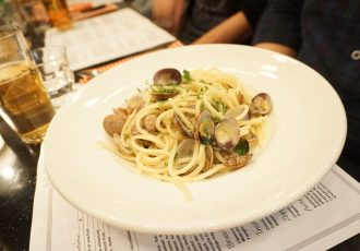 Mazzo Restaurant Review Amsterdam Food - Bekah Molony