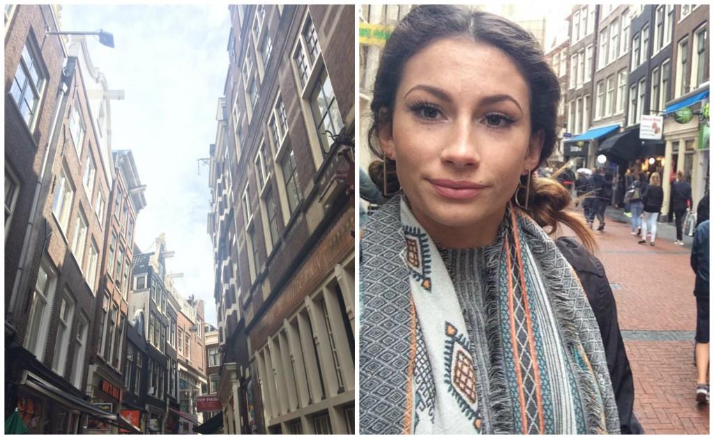 Amsterdam Trip - Bekah Molony