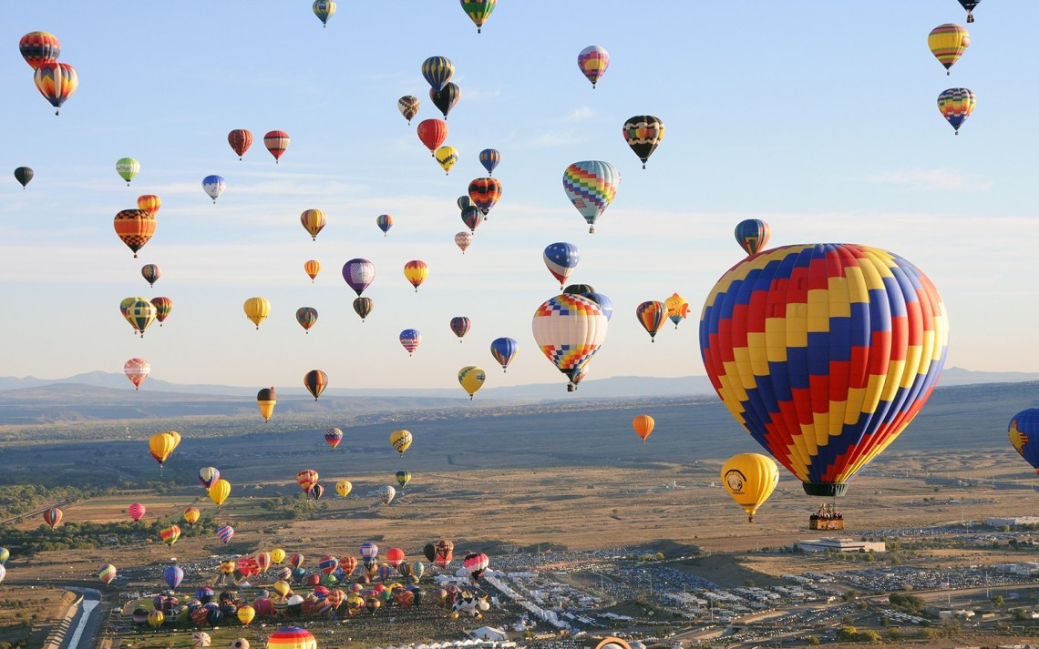 hot-air-balloon-rides Travel Bucket list
