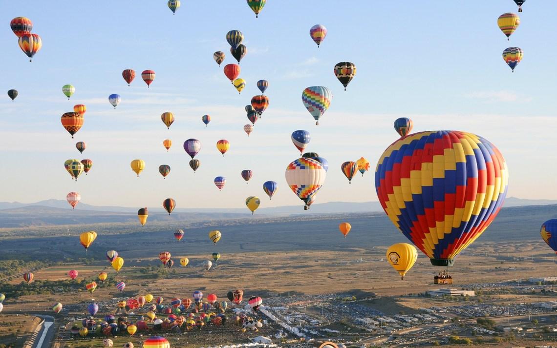hot-air-balloon-rides Travel Bucket list