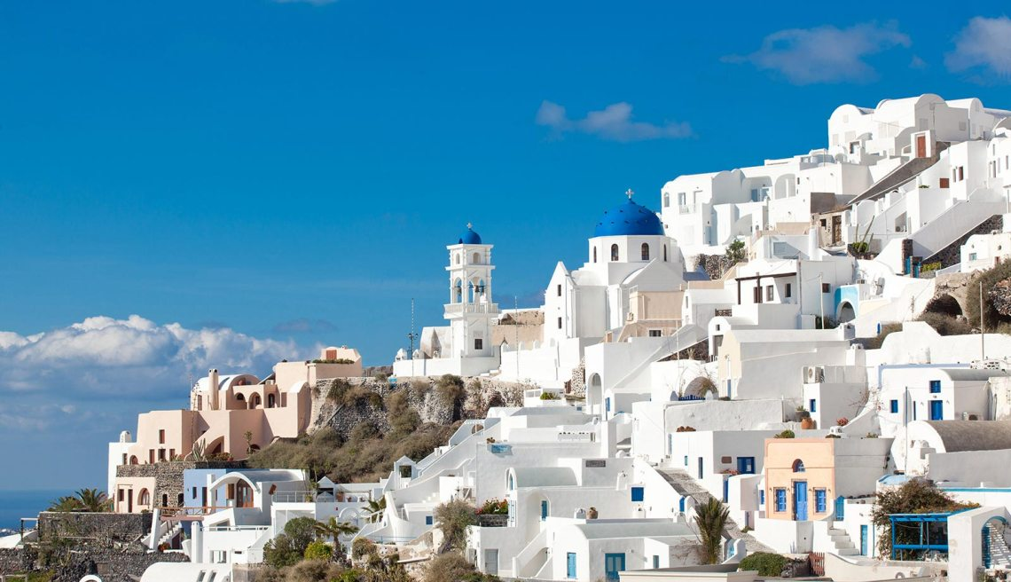Santorini Travel Bucketlist