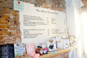 Coffee and Coconuts Amsterdam | Review by Bekah Molony