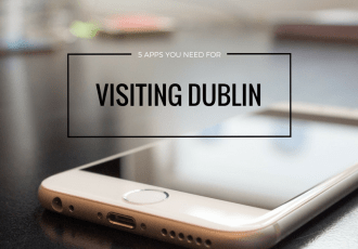 5 Free Apps You Need While Visiting Dublin | Bekah Molony | alittlebitofb.com