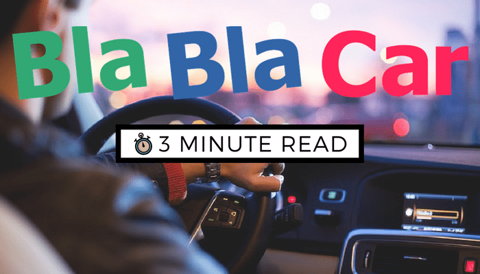 alittlebitofb.com - 3 Minute Read - Bla Bla Car Experience- Travel - Brussels to Paris - Bekah Molony