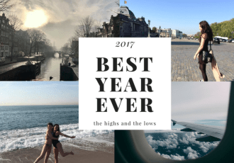 41 Memorable Moments of 2017 - Bekah Molony - A little bit of B