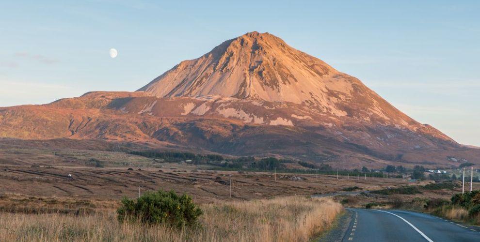 Mount Errigal - Weekend Trip to Donegal Ireland - Bekah Molony