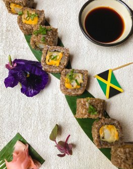 Jamaican Roll