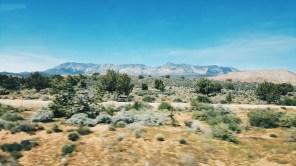 Passing through Utah
