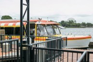 Friendship Boat at Epcot