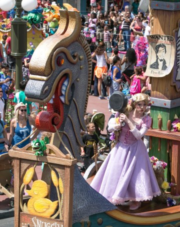 Festival of Fantasy Parade ©2014 Monica Bryant PHotography