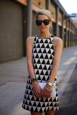 print-dress-street-style-2014-fashion-style-street-style-outfit-style-street-styles-geometric-dress-style-fashion
