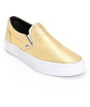 Vans-Classic-Gold-Metallic-Slip-On-Shoes--Womens--_242409