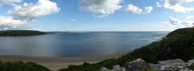 River Towy estuary