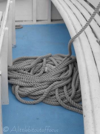 Random rope (one point colour)