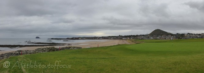 I think this was the first green of the N. Berwick golf course.