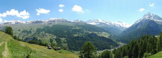 1 View from La Giette