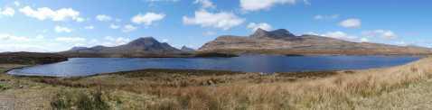 4 Loch panorama