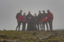30 Ingleborough summit