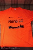 9 Finisher T shirt