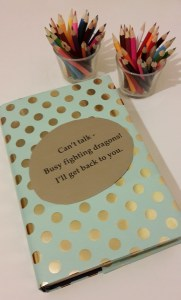 DIY Friday – Luxury dust jackets that get your message across. Finished book