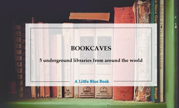 Bookcaves - 5 underground libraries from around the world
