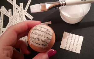 DIY Friday – Bookish Easter eggs 6