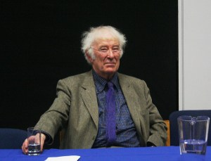 Seamus Heaney - Recent(-ish) Nobel Prize Winning Poets who will rock your world