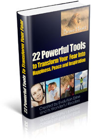 image - 22 tools to transform your fear ebook