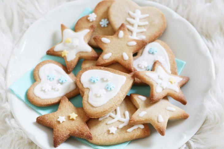Recette biscuits de noel à la cannelle et chocolat chaud maison
