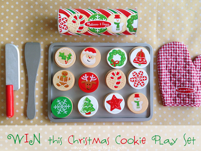 giveaway} :: C is for Christmas, and Cookies! - a little delightful